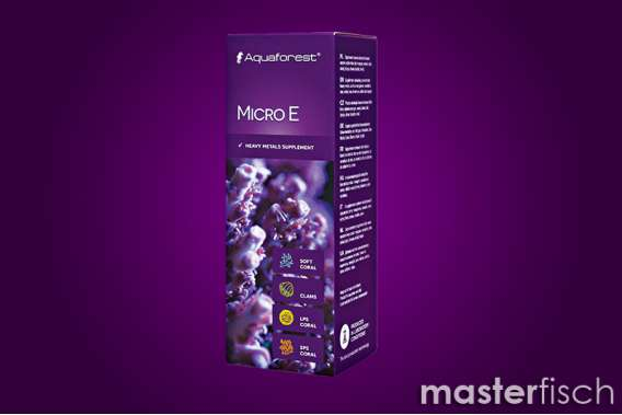 MICRO E 10 ml AQUAFOREST
