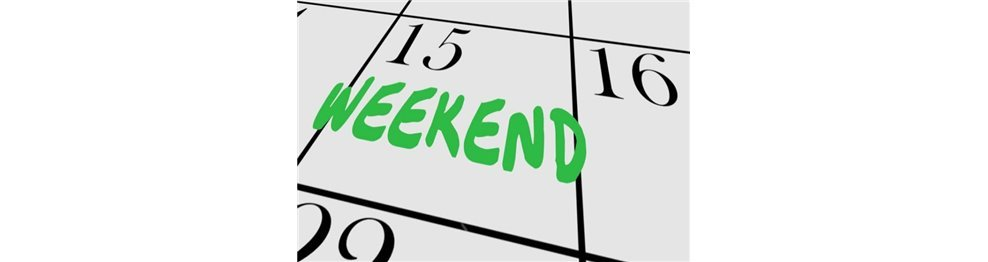 Wochenend Angebote