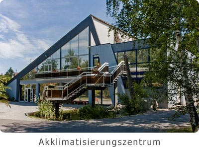akklimatisierungszentrum